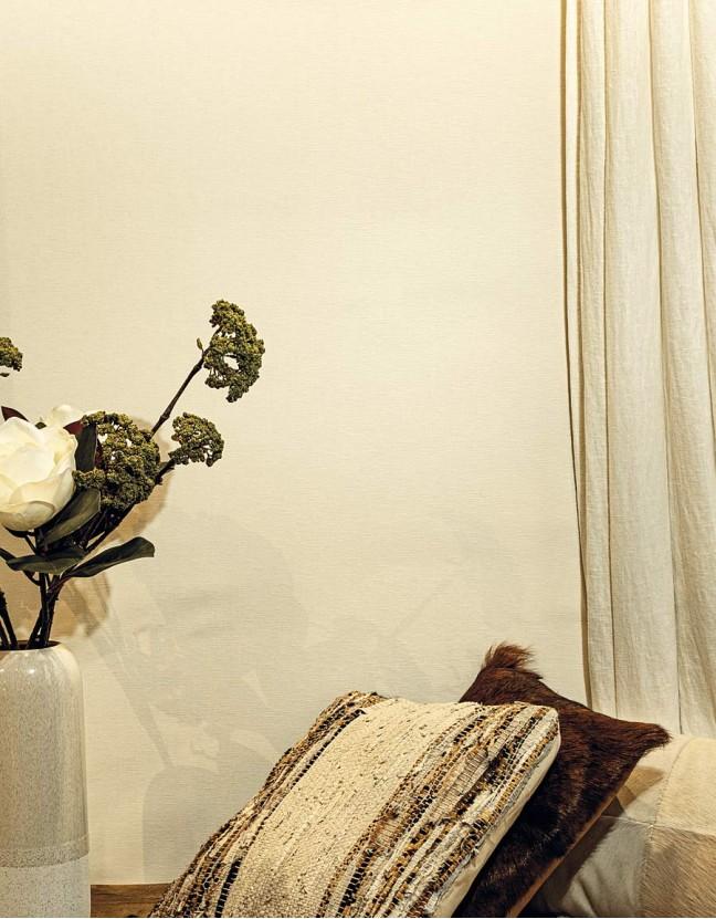 Текстильные обои Soho, Caribou, цвет falcon