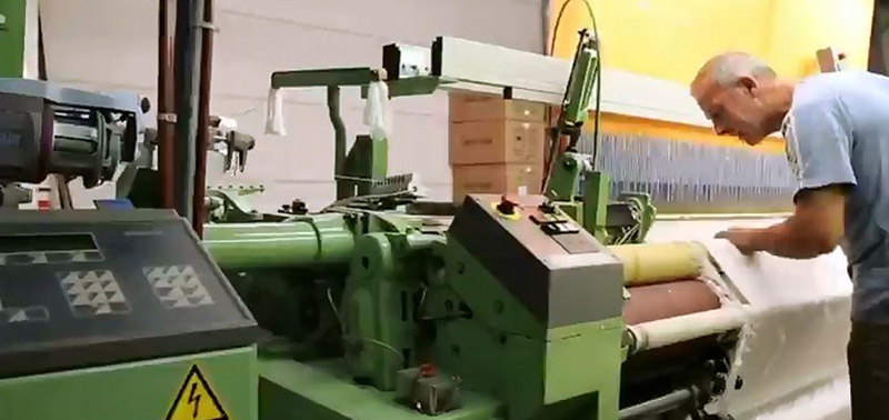 Производство фабрики Bekaert Textiles